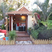 Tiki Backyard Ideas tropical tiki backyard ideas - an ideabookdan mongosa