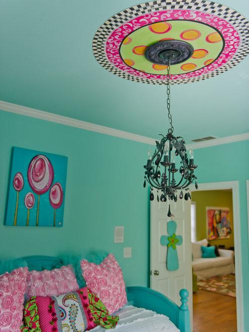 Tween bedroom houzz for Tweens bedroom designs