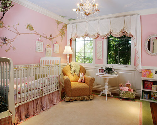 Baby Girl Room Home Design Ideas Pictures Remodel And Decor