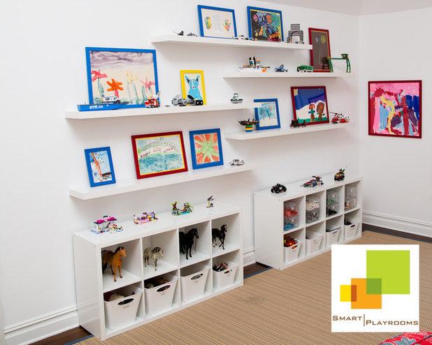 モダン 子供部屋 by Smart Playrooms