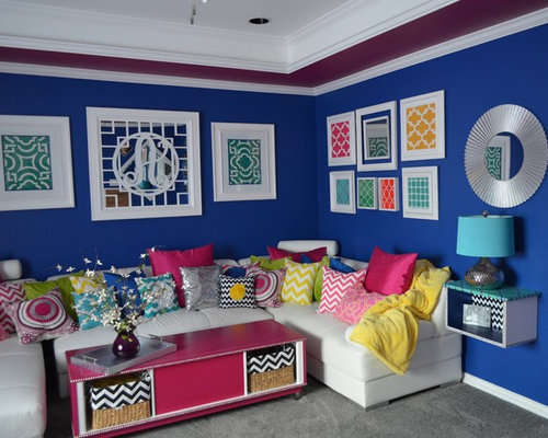 Best Tween Playroom Design Ideas Remodel Pictures Houzz