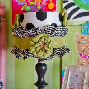 Tween Room - Pink, Black & White