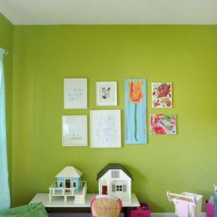 Kids' room - eclectic kids' room idea in Birmingham