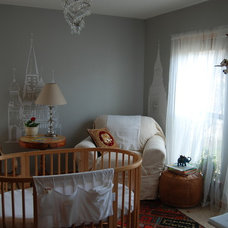 Eclectic Kids Unisex world explorer themed nursery