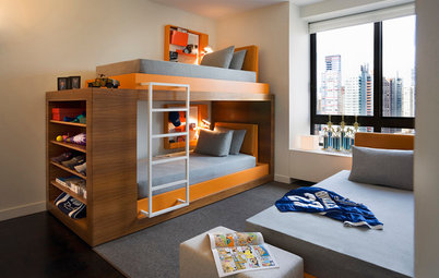 9 Bunk Bed Designs That Offer Storage & More