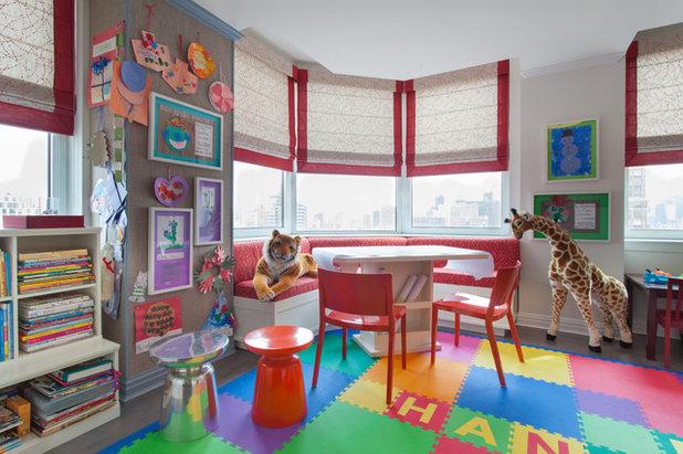 Contemporary Kids by Drew McGukin Interiors @drewmcgukin