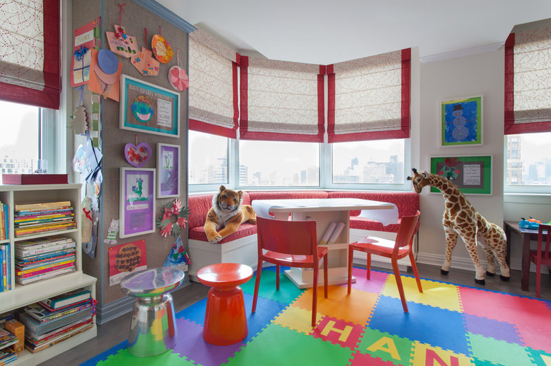 Contemporary Kids by Drew McGukin Interiors @drewmcgukin