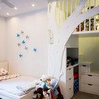 Daughter S Bedroom 19 X 14 Transitional Kids Dallas