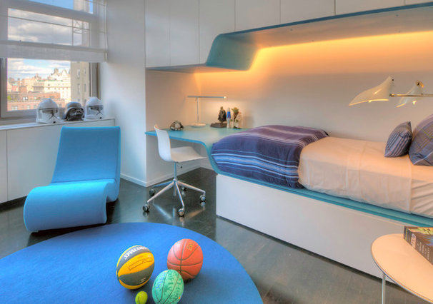Modern Kids by West Chin Architects & Interior Designers