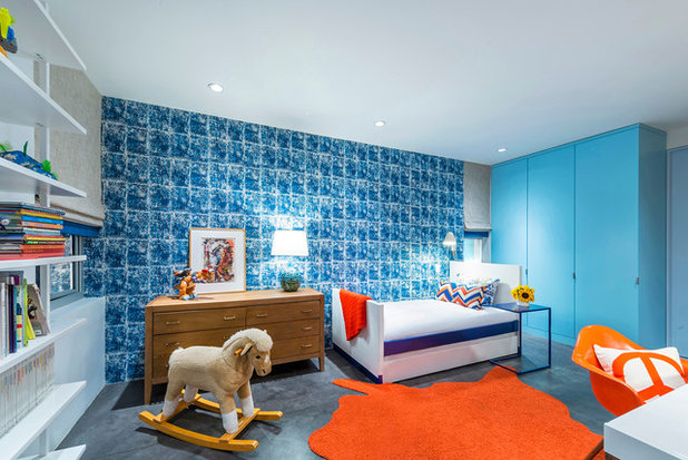 Contemporary Kids by JAC Interiors