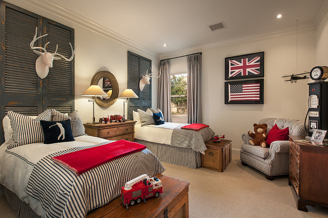 Traditional Kids by Camelot Homes