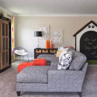 Vibrant Playroom