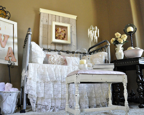 Shabby Chic Nursery Ideas Pictures Remodel and Decor