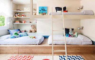 Cómo decorar el cuarto de tu hijo para que le dure varios años
