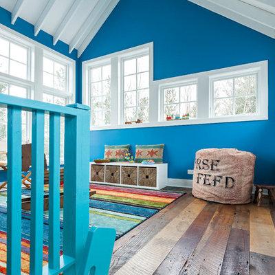 Kids' room - eclectic kids' room idea in Chicago