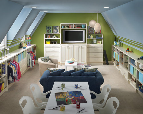 Room Furniture Arranging Kids Room Ideas & Photos | Houzz
