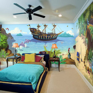 Wallcoverings for Themed Rooms - March Sale