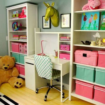 walnut street design | hannah's room