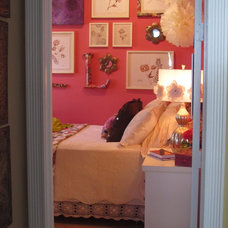 Eclectic Kids Watermelon Room