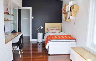 Room of the Day: A Boy's Bedroom to Move Through Tween and Teen Years