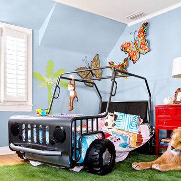 Wayfair.com • Kid's Safari Room