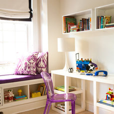 Contemporary Kids by Jessica Gersten Interiors
