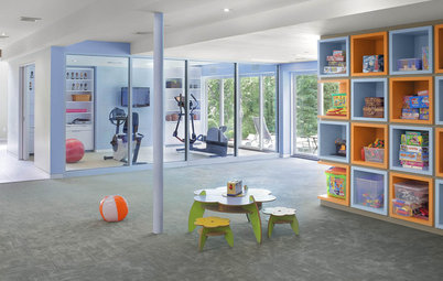 Inspiring Spaces: A Place to Work Out