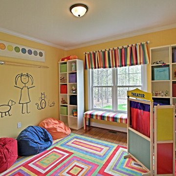 Westerleigh - The Lancaster - Kid's Rooms