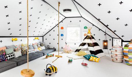 Les 10 chambres d'enfant les plus populaires en 2016
