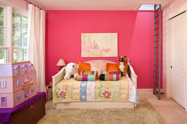 Contemporary Kids by Cornerstone Architects