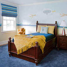 Traditional Kids by Robin McGarry Interior Design