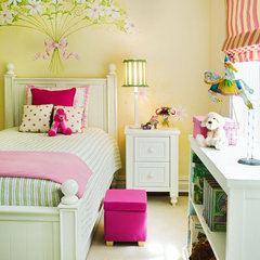 contemporary kids by Robin McGarry Interior Design