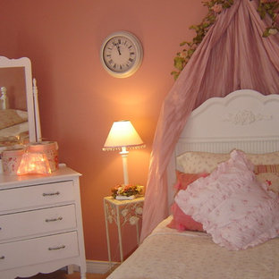 Inspiration For A Timeless Girl Kidsu0027 Room Remodel In Other With Pink Walls