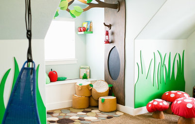 Room of the Day: Where Imagination Rules