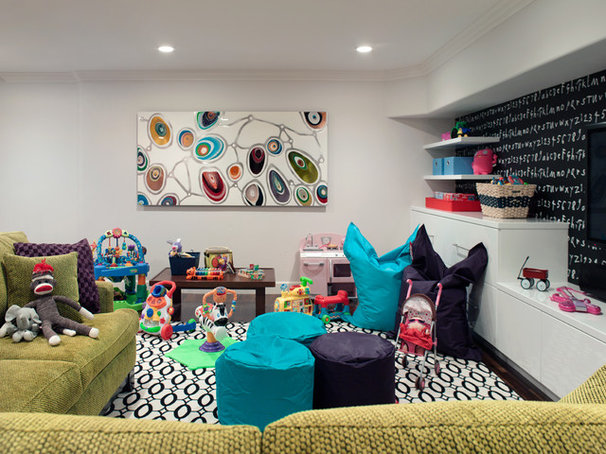 Contemporary Kids by Lizette Marie Interior Design