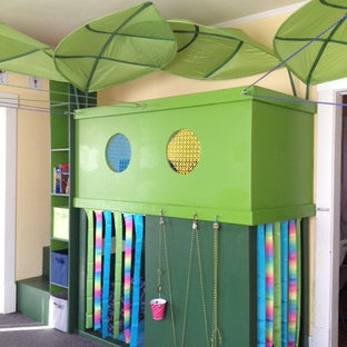 Wonder Workshop play structure and space design