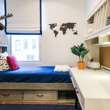 Woodland Boy's Room
