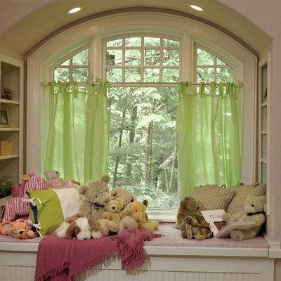Playroom - traditional playroom idea in New York