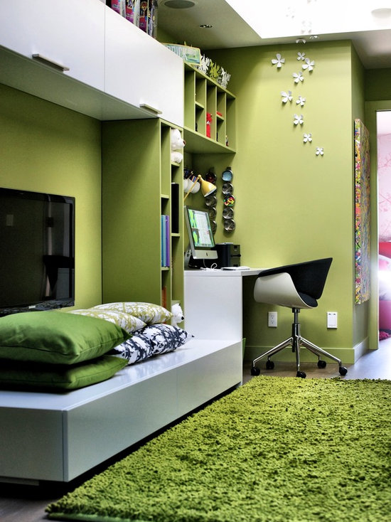 Kids Bedroom Green kids bedroom green | home design inspirations