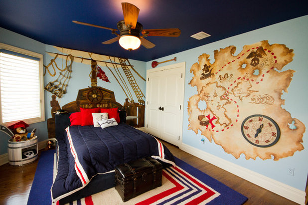 Traditional Kids by Trade Mart Interiors