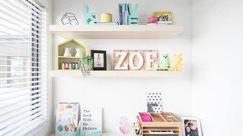 ZOE's Room - Kids / girl's room