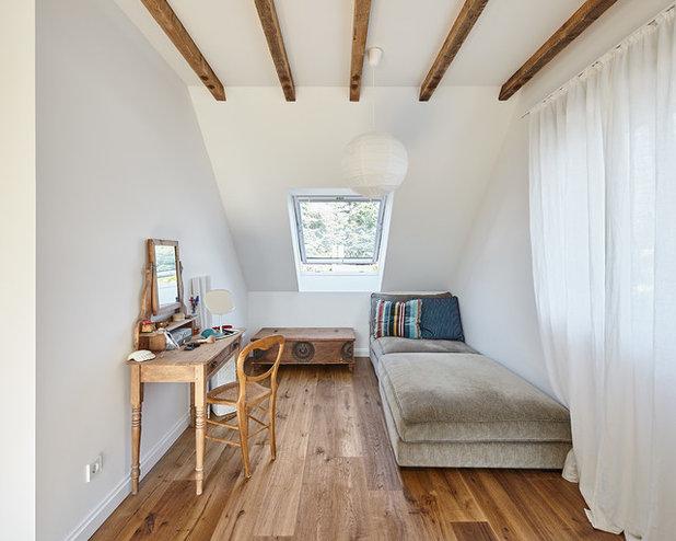 Rústico Dormitorio infantil by LückerBeckmannArchitekten