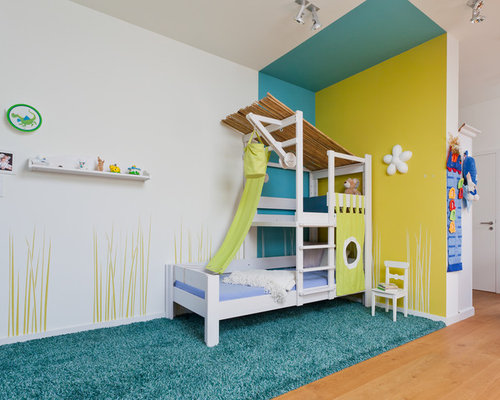 kinderzimmer ideen design houzz. Black Bedroom Furniture Sets. Home Design Ideas