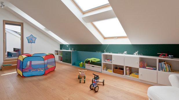 Trendy Børneværelse by Raumkleid | Anke Preywisch