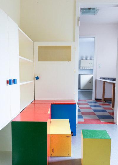 Moderne Chambre d'Enfant by Kate Jordan Photo