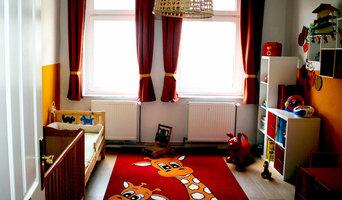 Buntes Kinderzimmer - Renovierung