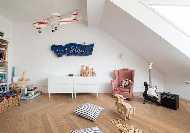 Skandinavisch Kinderzimmer by BUERO PHILIPP MOELLER