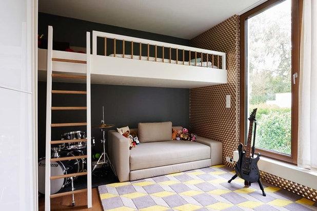 Modern Kinderzimmer by Raumkonzepte Peter Buchberger