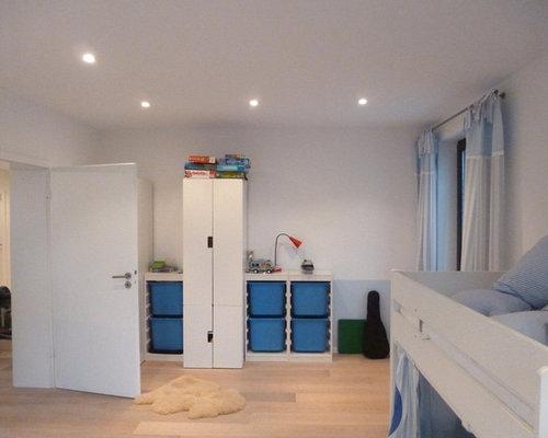 Krefeld Aufstockung An Einem 60er Jahre Haus Und Ausbau D Spitzbodens