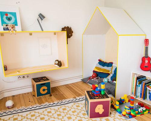 kinderzimmer fantasievoll gestalten: zehn tolle ideen fürs, Schlafzimmer design